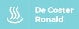 DE COSTER RONALD
